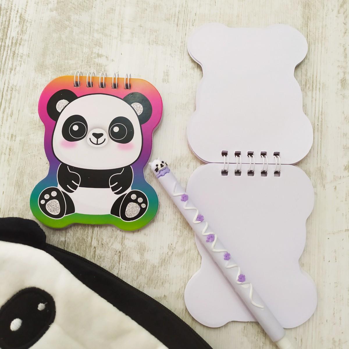 Panda Simli Not Defteri