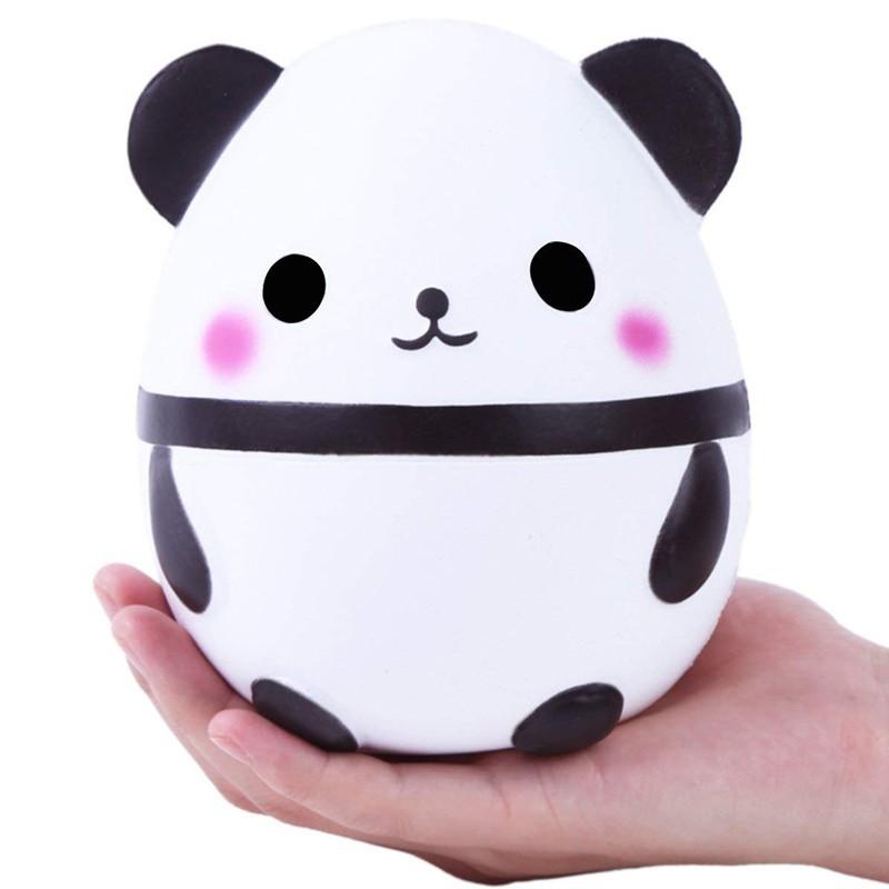 Squishy Ponçikella Panda Sukuşi