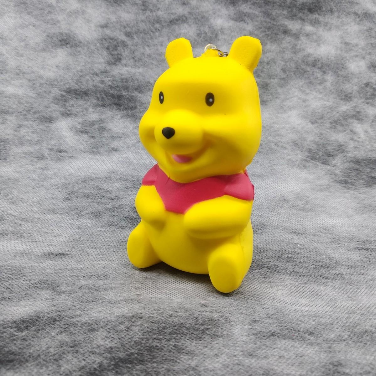 Squishy Winidi Pooh Sevimli Sukuşi